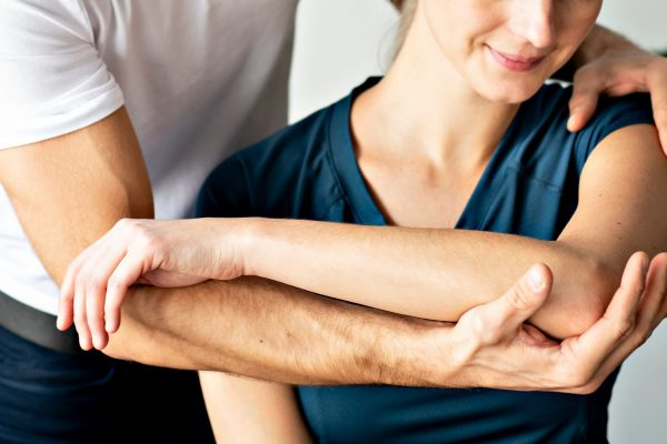 Physiotherapie-Behandlung